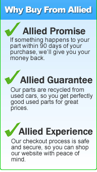 Allied Auto Recycling Yard - Quality Used Parts - We Buy Cars